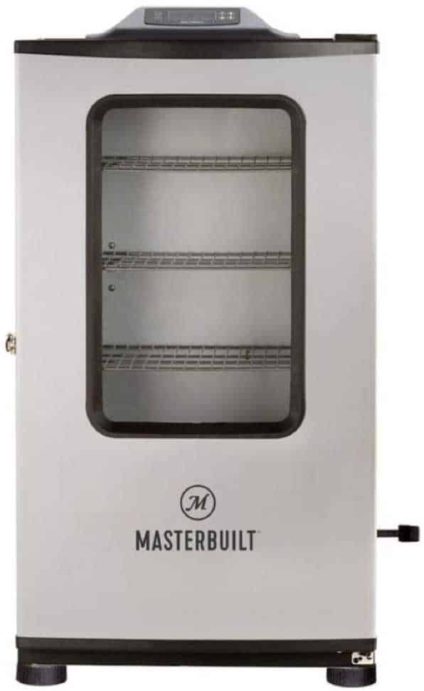 Masterbuilt-MB20074719-Bluetooth-Digital-Electric-Smoker-40-inch-Stainless-Steel