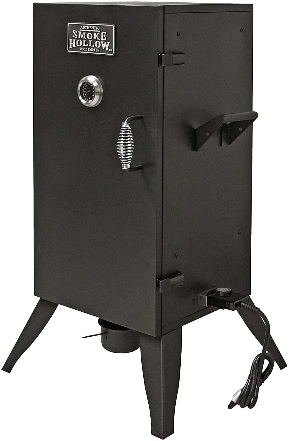 Masterbuilt Smoke Hollow 30162E 30-Inch Electric Smoker with Adjustable Temperature Control