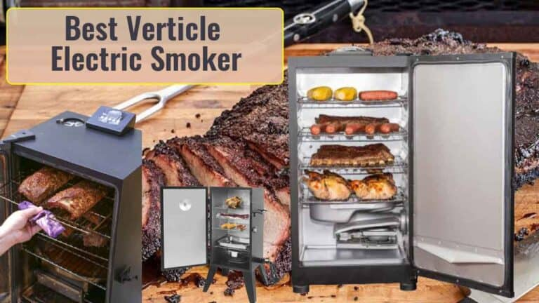 best verticle electric smoker