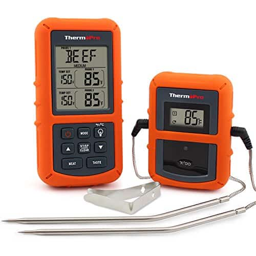 ThermoPro TP20 smoker thermometers