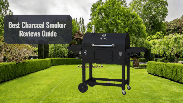 Best Charcoal Smoker Reviews Guide